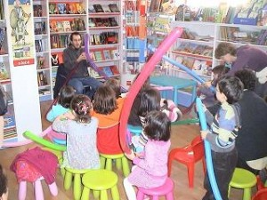 talleres niños