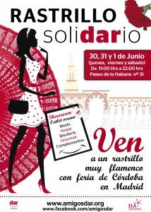 rastrillo flamenco