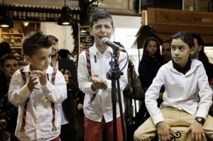 flamenco niños