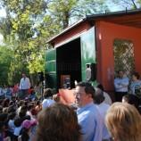 Titirilandia ya está el teatro de títeres en el Retiro de Madrid