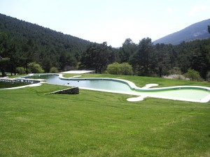 piscina natrual