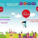 CAMPAMENTO EN SEPTIEMBRE LITTLE KINGDOM
