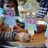 Taller infantil de teatro, disfraces, cuentos, ilustraciones, baile y decoración para niños en Madrid