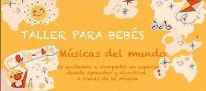 taller musical bebés