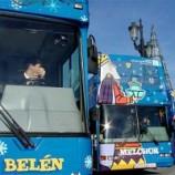 Horarios y recorrido del Navibús, autobús navidad