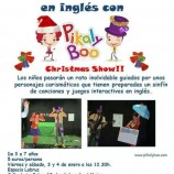 Especial Navidad en Inglés con Pikaly Boo