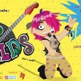 Música rock para niños conciertos infantiles Madrid