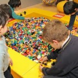 Legoteca H2Ocio para bebés y niños gratis en Madrid