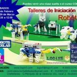 Talleres de robótica para niños en Madrid