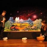 Teatro para bebés Ulular en Navalcarnero