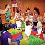 Actividades musicales para bebés los domingos
