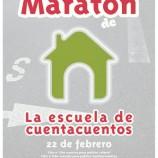 Cuenta cuentos en casa del lector matadero Madrid