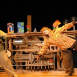 Ahora el patito feo, teatro para bebés en Madrid