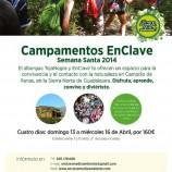 Campamentos de Educación Ambiental en Semana Santa