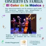 Concierto en familia y para bebés y niños en Madrid