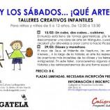 Y los sábados arte con niños en Madrid