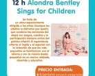 CONCIERTO EN INGLÉS DE ALONDRA BENTLEY CON SU DISCO Sings For Children