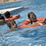 Piscina verano para niños en Madrid al aire libre