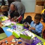 Taller de robótica para niños en Madrid