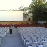 Cine de verano para niños al aire libre en Madrid La bombilla