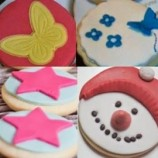 Taller para niños de hacer galletas con fondant