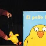 Teatro para bebés y niños El pollo Pepe en Madrid