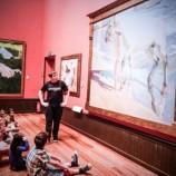 Con niños al Museo Sorolla en inglés