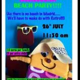 Fiesta de verano en inglés para niños