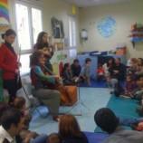 Aprender y divertirse en talleres para bebés y niños