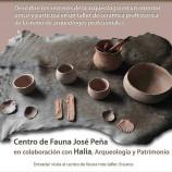 Talleres de arqueología para niños en Madrid