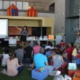 Taller de lectura para bebés y niños en Madrid Septiembre