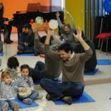 BATUCADO: Educación musical para bebés desde 3 meses a 4 años