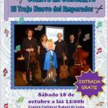 Cuenta cuentos con música para niños