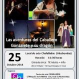 Cuenta cuentos musical en Madrid para niños