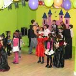 Fiesta Nocturna de Halloween para niños de 8 a 11 años