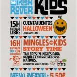 Inglés para niños Mingles Halloween Story Time