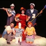 Obra de teatro para niños La distancia de la Luna