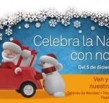 Centro comercial Príncipe Pío cuando están Papá Noel y Reyes Magos Horario