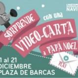 Video carta para Papa Noel en ParqueSur Leganés