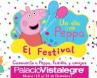 Regalamos Entradas Un día con Peppa Pig El Festival en Madrid