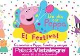 Entradas Un día con Peppa Pig El Festival en Madrid