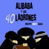 ALI BABÁ Y LOS 40 LADRONES Ábrete Sésamo en Madrid
