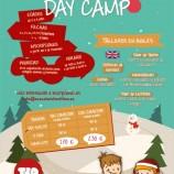 Campamentos para niños en Navidad Christmas Day Camp