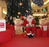 Papá Noel y Reyes Magos Horario cuando están en la Vaguada