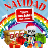 Mi primera Navidad teatro para bebés