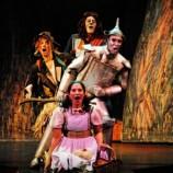 El mago de Oz teatro con niños en Madrid