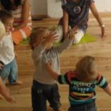 Taller musical para bebés en Madrid Creciendomisol