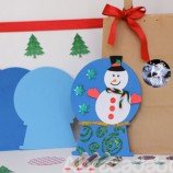 Taller de decoración de Navidad «Mi bola de nieve» con Abracadabox