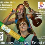 Concierto Interactivo Infantil «Epi Epi A!»