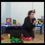 Cuentacuentos bilingüe especial Navidad con Aïna
